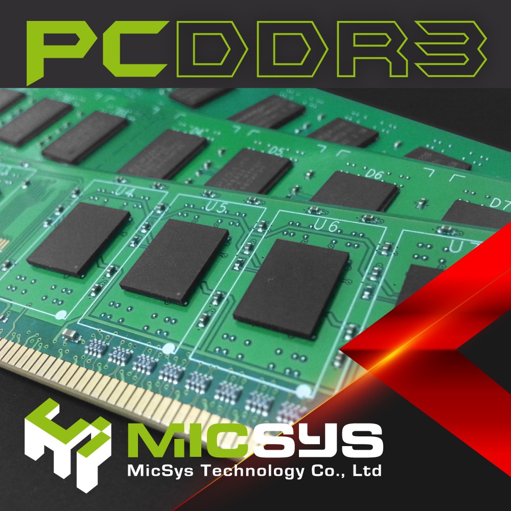 【Desktop Ram】8GB DDR3 1600mhz Unbuffered Dimm