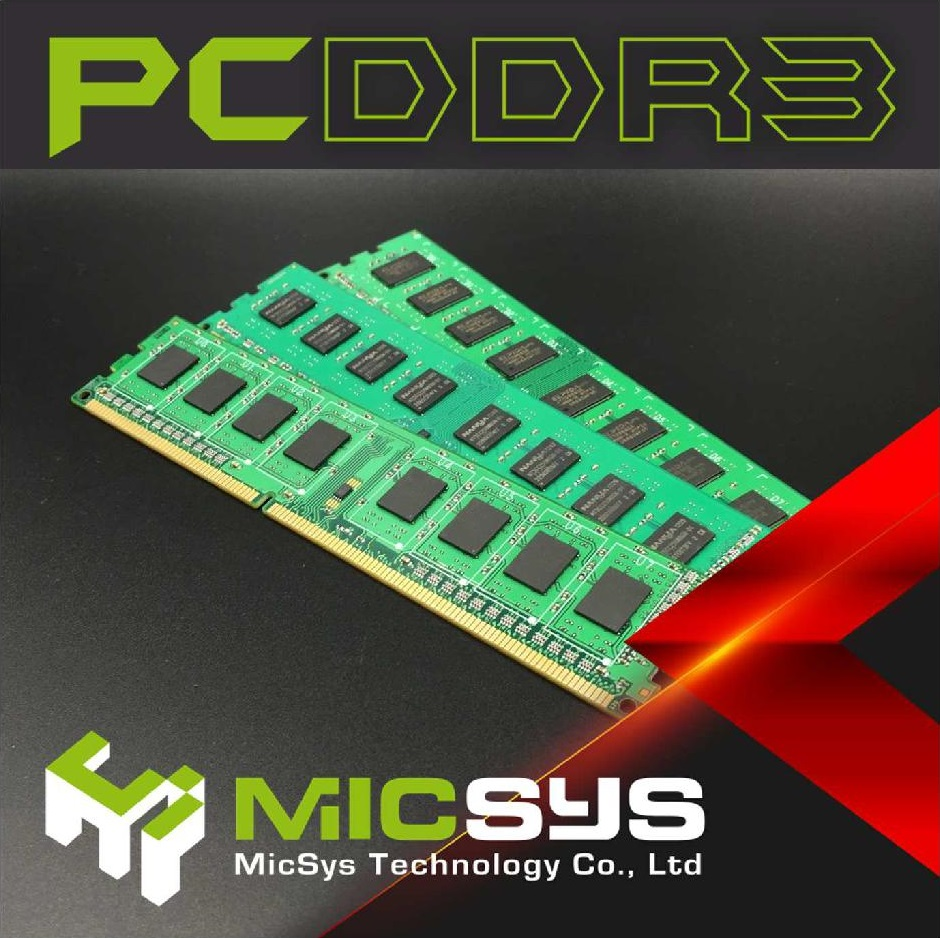 【Desktop Ram】16GB DDR3 1600mhz Unbuffered Dimm