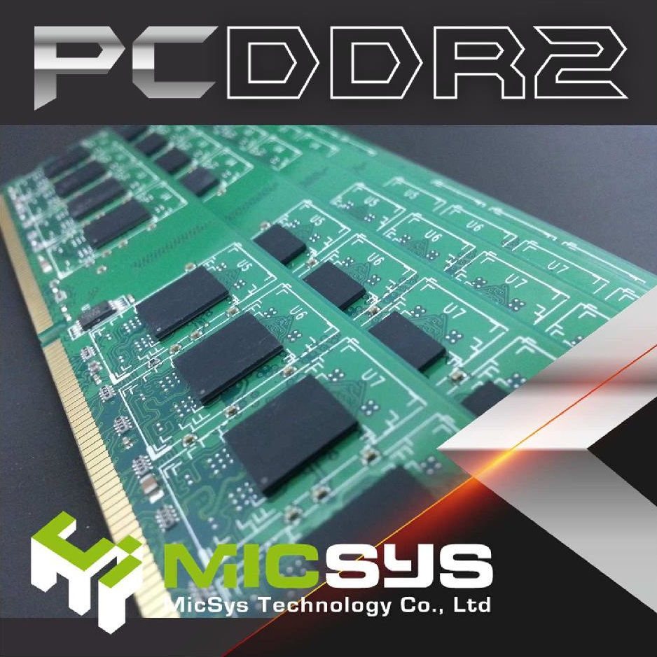 【Desktop Ram】2GB DDR2 667mhz Unbuffered Dimm