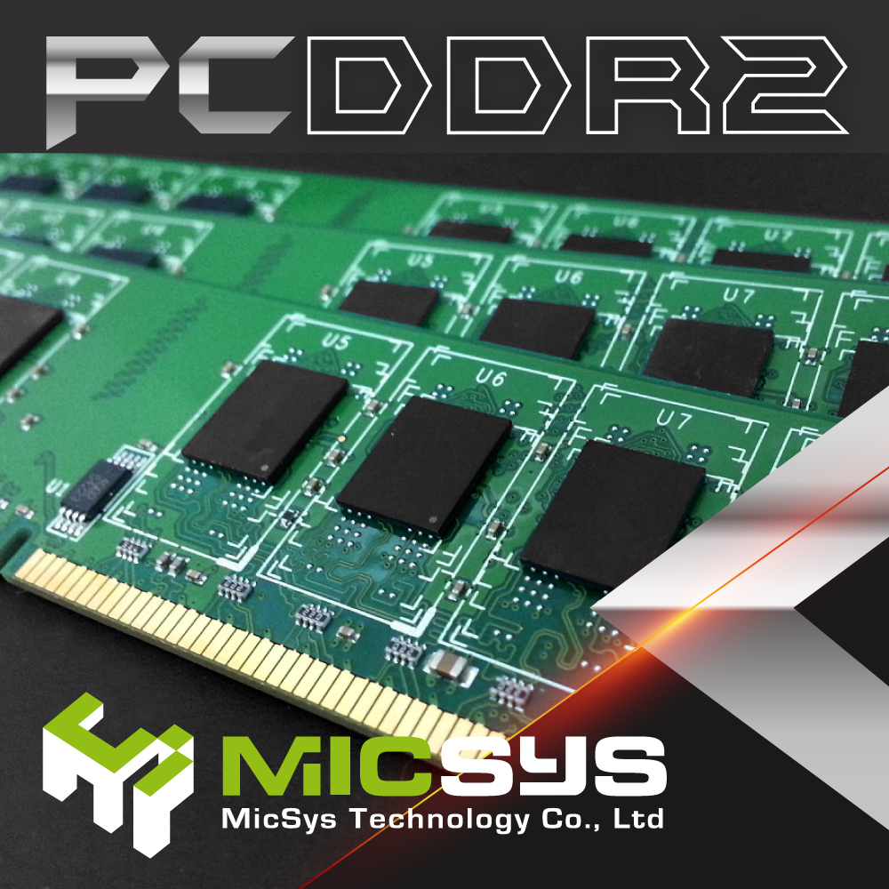【Desktop Ram】2GB DDR2 800mhz Unbuffered Dimm